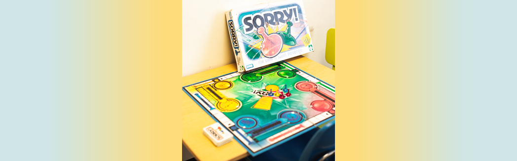 Sorry Board Game